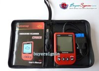 CR803 JOBD Code Reader Red Support OBDII/EOBD & JOBD
