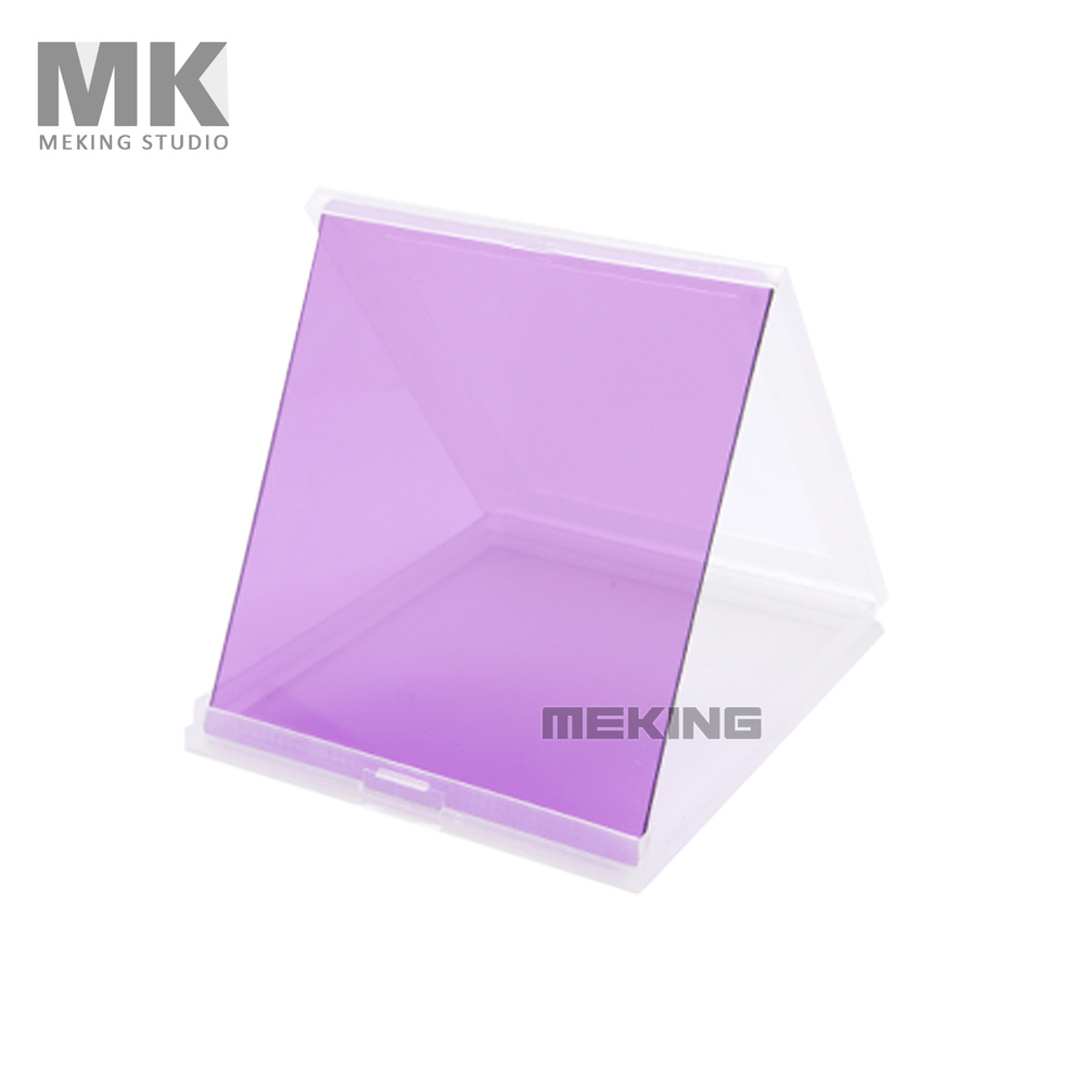 Selens Camera Filters Square Color Filter Full Purple for Cokin P Series(China (Mainland))