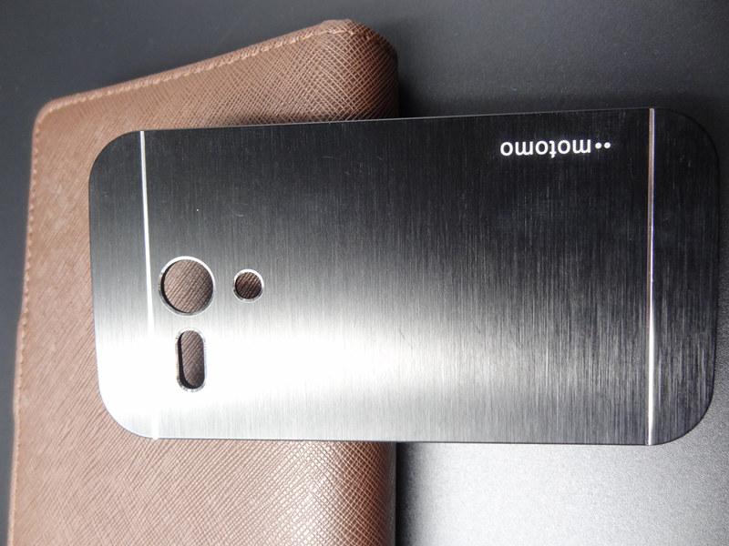 Luxury Slim Ultra thin Aluminum Metal Phone Cover Case motorola MOTTO G - Professional sales of mobile phone parts store