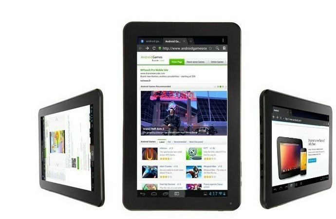 """100pcs/lot 10.1"""" Android 4.2 Jelly Bean Tablet PC Dual Core Allwinner A20 1G 8GB DDR Dual Web Camera HDMI 1024*600 WIFI MID(China (Mainland))"""