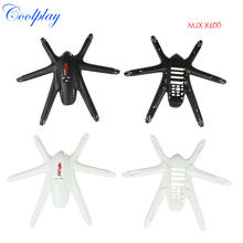 MJX X600 Quadcopter spare parts main body RC quadcopter Spare Parts Upper & Lower Body Shell Cover Case Accessories(China (Mainland))