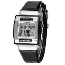 SYNOKE Brand Children's Watches Sport Digital Watch Fashion High Quality Outdoor Waterproof Multi-functional Watch Clock 66188