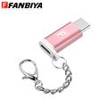 FANBIYA Type c USB 3 1 OTG Adapter to USB 3 0 Cable Converter usb c