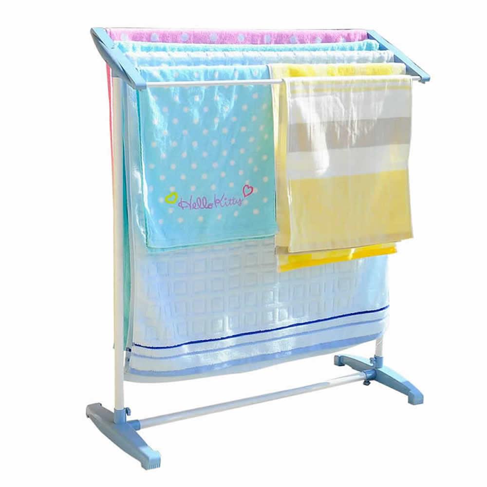 Serviette de bain stand promotion achetez des serviette de for Piscine portable