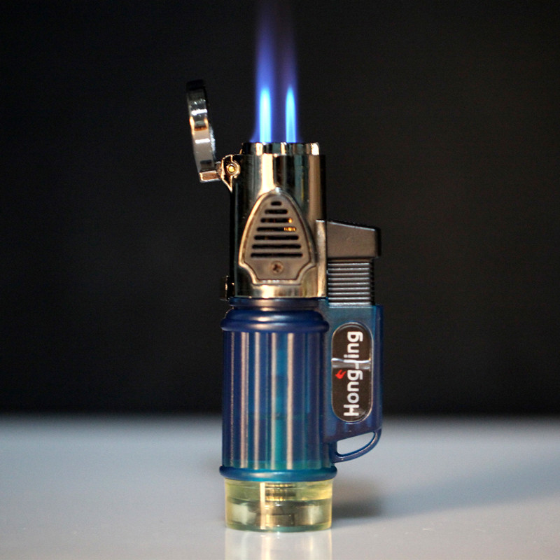 Turbo gas lighter