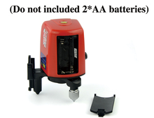 2 lines laser level ak435 rotary 360 leveling 1V1H rotating cross lazer levels line horizontal and