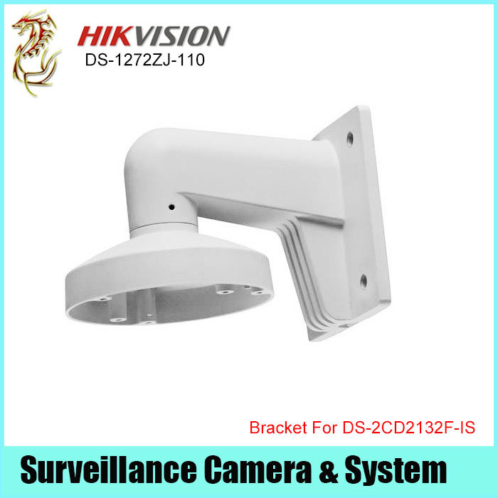Hikvision Camera Bracket For DS-2CD2132F-IS Original Aluminum Outdoor Camera Mounting Bracket(China (Mainland))