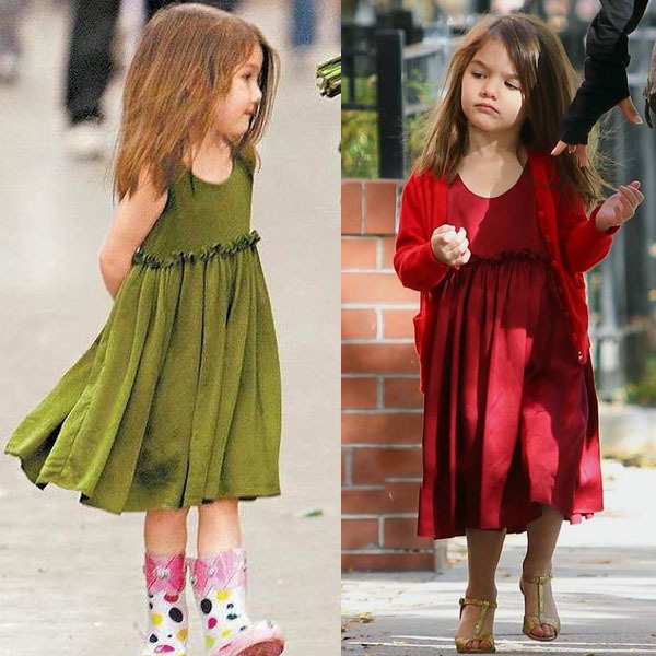 Dress Child Toddler Ruffle