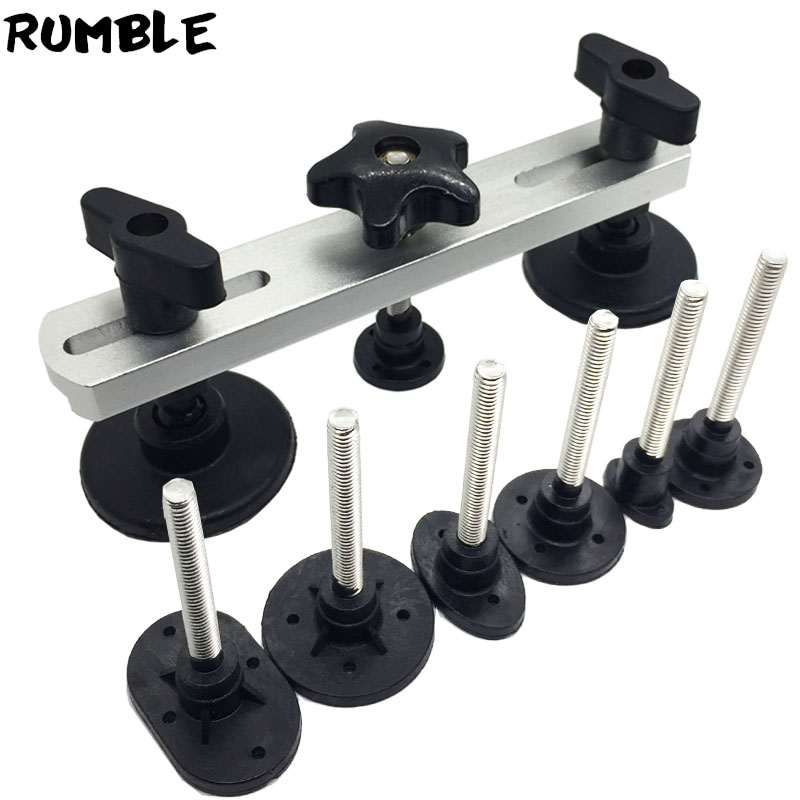 Rumble Top Car Repair Paintless Dent Repair Bridge Tool kit For Car Door Vehicle Auto Automobile Pops Car Dent Repair Device(China (Mainland))