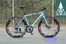 Aluminum alloy road bikes  disc brake (China (Mainland))