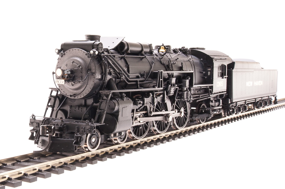 model train Brass digital synchronous smoke NH 4 - e I - 4-6-2 steam locomotive # 1372<br><br>Aliexpress