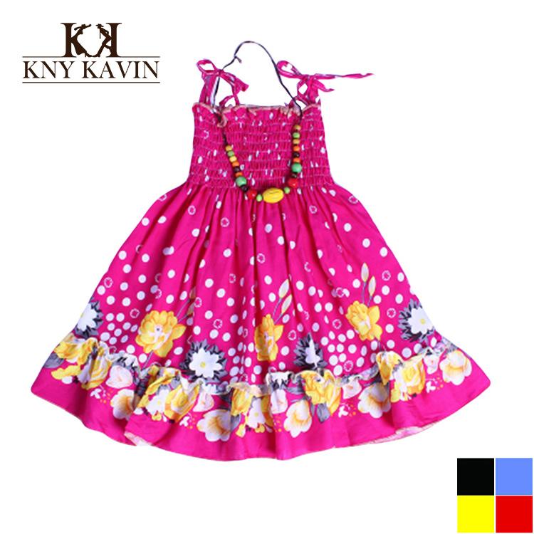 AliExpress.com Product - 16 Style!!! 2-10T Girl Beach flower dress Bohemian girls summer princess dress chiffon dresses for girls retail and wholesale
