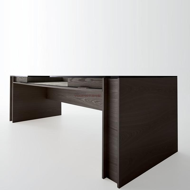 Advanced custom furniture modern minimalist desk combination desk