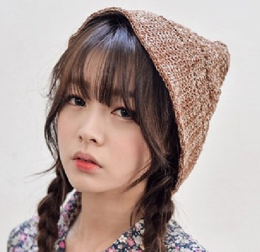 Wool hat women hat Korean pointy hat autumn and winter hat knitted blending retro Korea tide men and women new hat(China (Mainland))