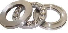 1pc Silver Tone 51304 51305 51306 51307 51308 51309 51310 51311 Magnetic Axial Thrust Ball Bearing(China (Mainland))