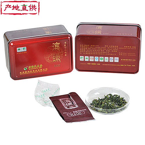 Green k400 tie guan yin tea original place of production of tie guan yin tea set gift box 500