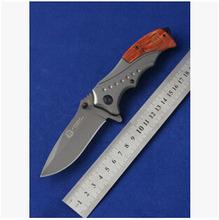 Alta calidad vendedora caliente clásicos cuchillo plegable exterior caza supervivencia mercancías cuchillo que acampan navajas sable