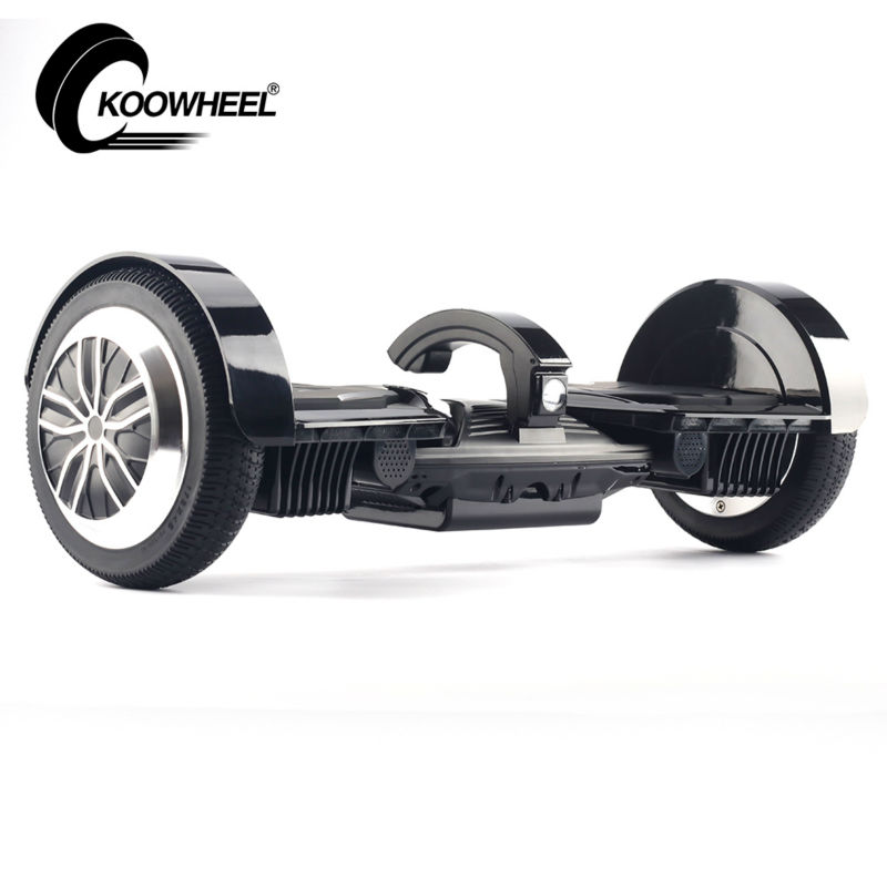 KOOWHEEL Safety UL2272 Hoverboard Bluetooth 2 Wheel Self Balance Electric Scooter Unicycle Standing Smart Two Wheel Skateboard(China (Mainland))