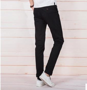 Весна мужчины в приталенный простирание деним брюки прямой приталенный свободного покроя джинсы, 28 - 34 6 цветов