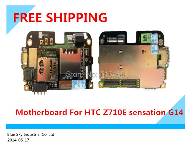 1PCS 100% Original Good quality board motherboard for HTC G14 sensation free shipping