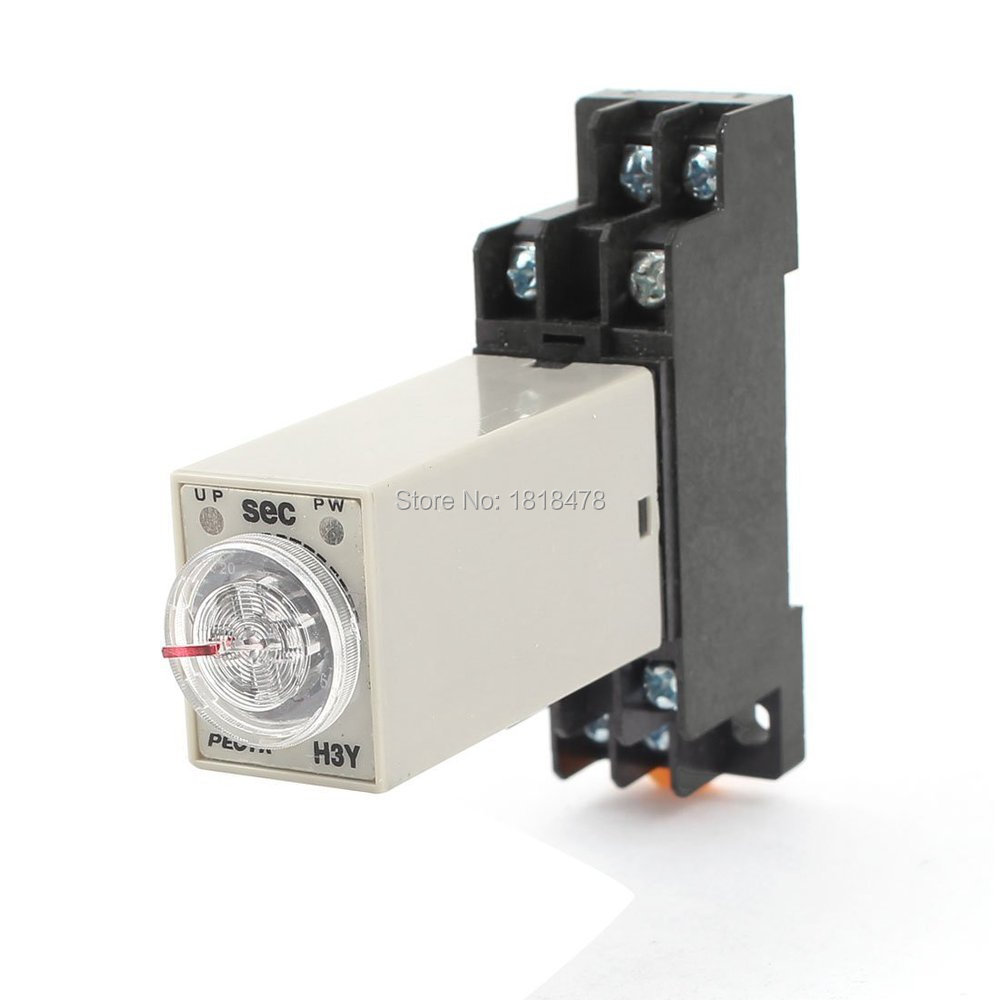 Time Delay Relay 220v ac 220v H3y-2 Time Delay Relay