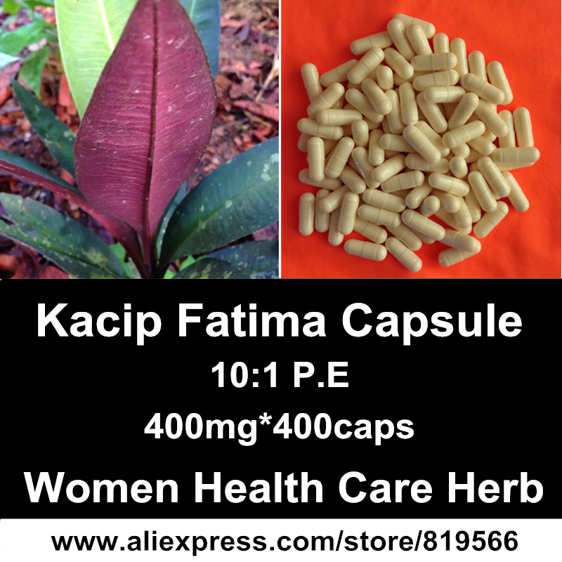 Kacip Fatimah Leaf Extract Powder Capsules Women Sexual Health Care Herbal Dietary Supplements Labisia Pumila<br><br>Aliexpress