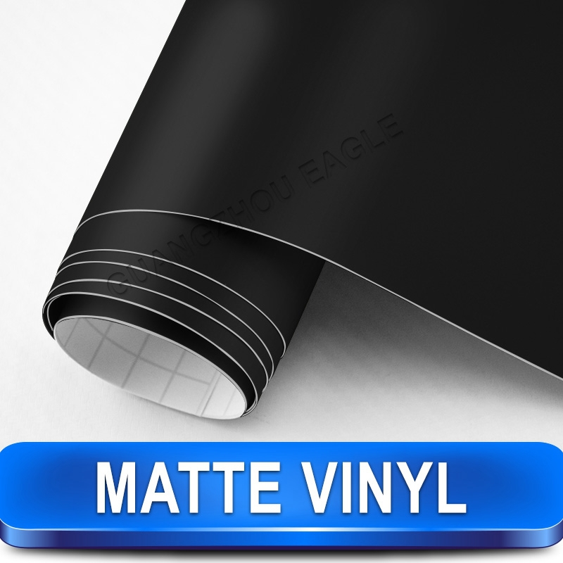 Matte Vinyl Wrap Car Sticker / High Quality Wrapping Sheet / Width 1.52m with Air Release Drains Free Shipping FEDEX(China (Mainland))