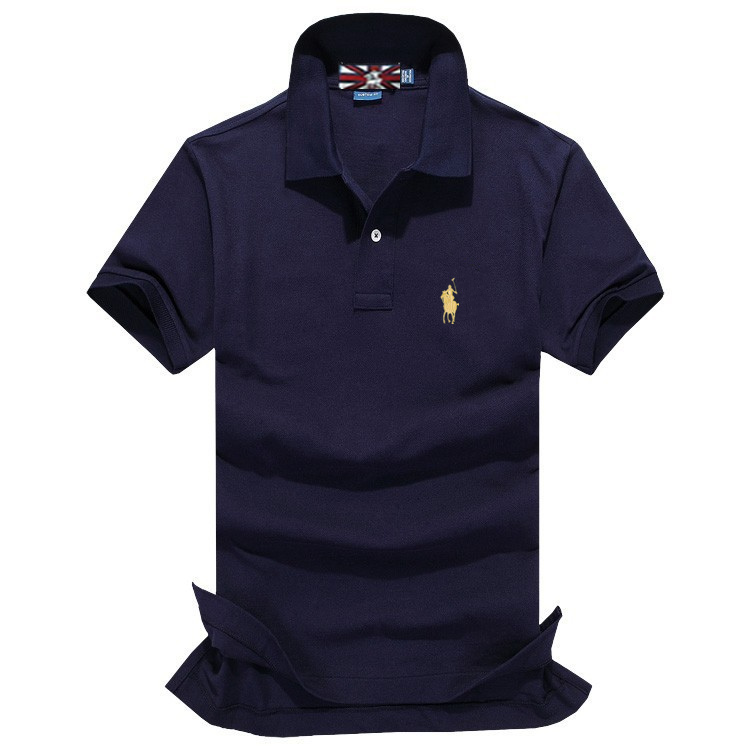 2015 new top quality 100 cotton small horse sport mens for Best quality polo shirts for men
