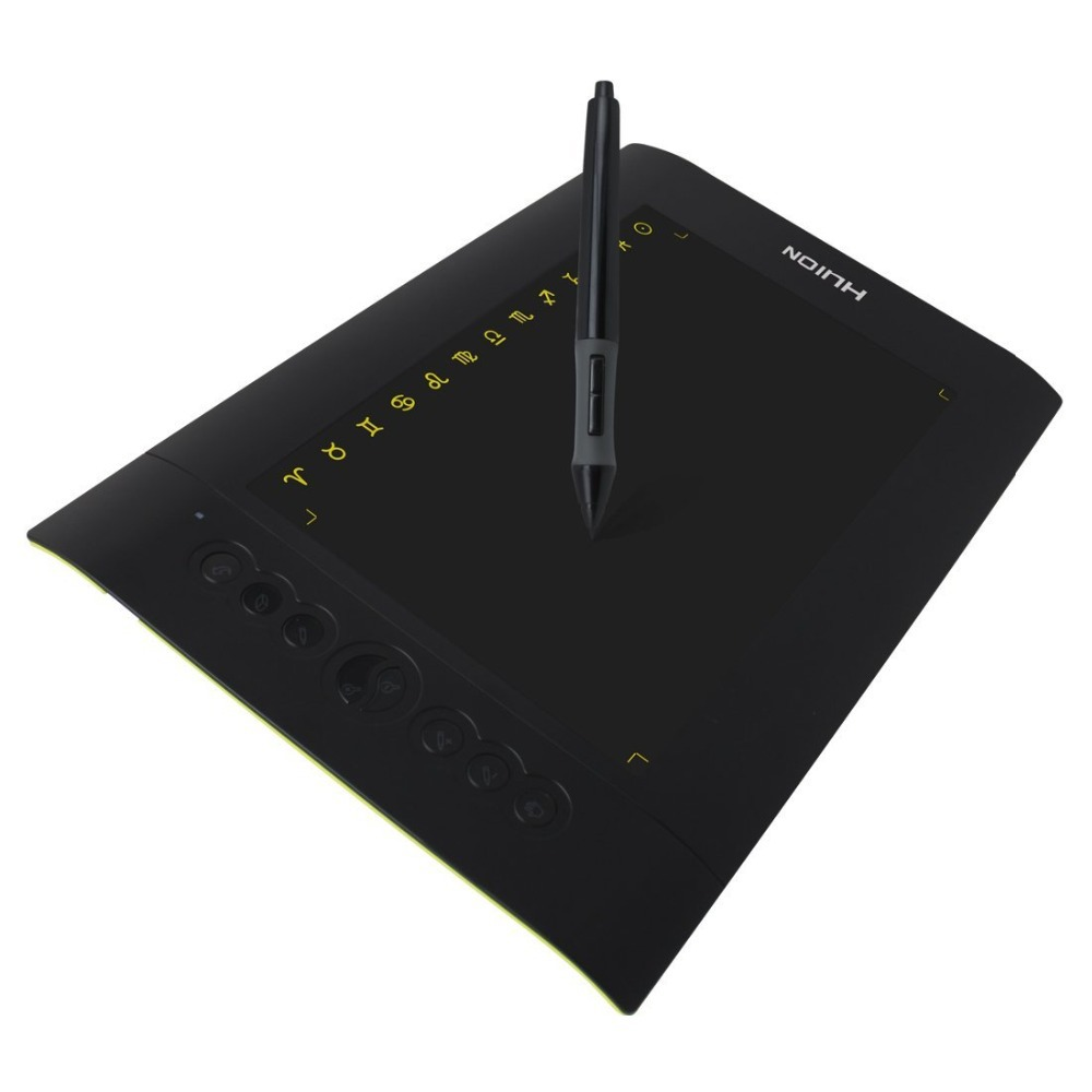 Graphic Pen Drawings Drawing Board Digital Pen