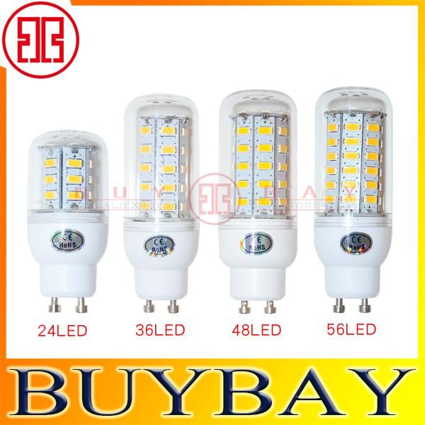 2015 7W 12W 15W 20W 25W GU10 SMD5730 chandelier led bulb Warm White/white,24LED 36LED 48LED 56LED 69LED lamp 220V/110V,Retail(China (Mainland))