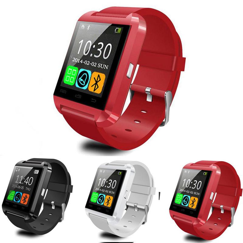 bluetooth smart watch wristwatch u8 smartwatch for samsung. Black Bedroom Furniture Sets. Home Design Ideas