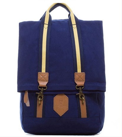Super Large Leather Canvas Backpack/ Bag/ School Shoulder IPAD Laptop Backpack - Eco-Life Jewelry Beads store