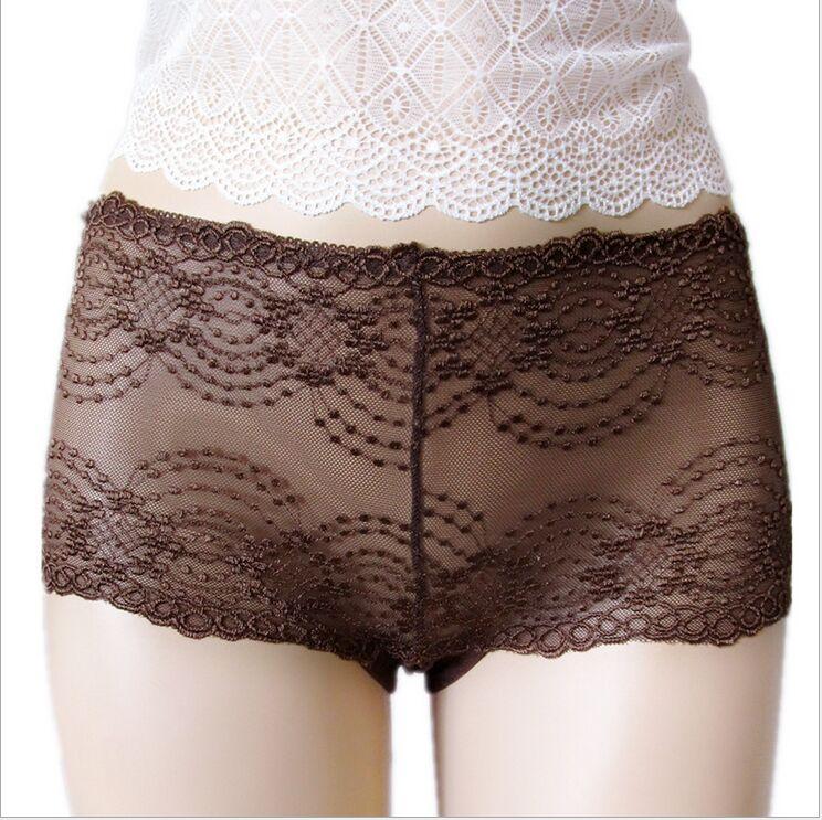 2015 Explosion Models Fashion Woman Underwear Cotton Underwear Sexy Lace Hollow Seamless Underwear Wholesale Free Shipping(China (Mainland))