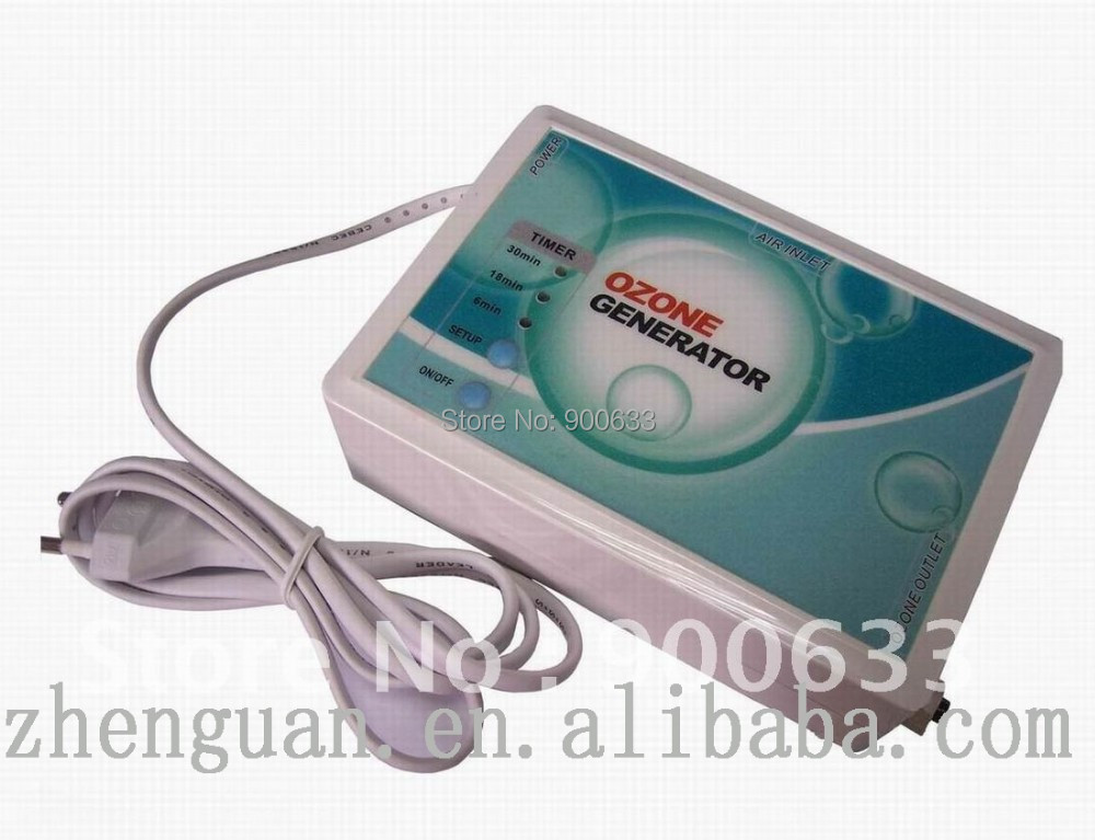 Mini Portable Household Water/Air  Ozone Generator 220v  FM-300<br><br>Aliexpress
