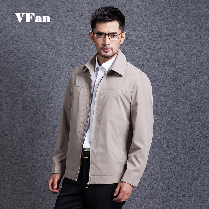 2015 Spring New Men Jacket Coat Comfortable And Breathable High Quality Cotton Solid Color Zipper Coat Z1472(China (Mainland))