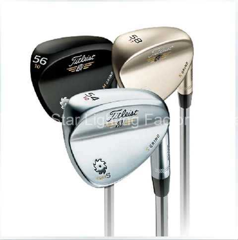 Brand New Golf Clubs Vokey SM-5 Wedge 52/56/60 Free Shipping(China (Mainland))