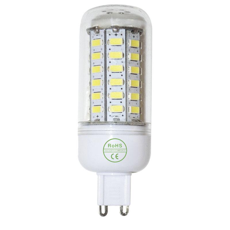 New arrival G9 SMD 5730 LED Bulb light  bulb 24 LEDs 36LEDs 48LEDs 56LEDs ,Warm white/white led Bulb lamp<br><br>Aliexpress