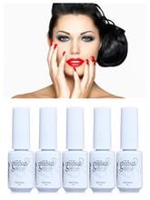 Fast Dry Shimmer Gelpolish Long-lasting UV Gel Nail Polish DIY Beauty Nail Varnish Nails Art 168 Colors 5ml (Color 39-57)(China (Mainland))