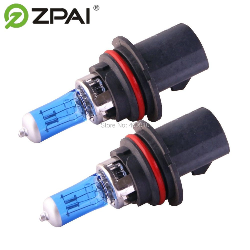 ZPAI 2x 9004 HB1 P29T Car Auto Light Halogen Lamp Xenon Filled Bulb 12V 65/45W DRL(China (Mainland))
