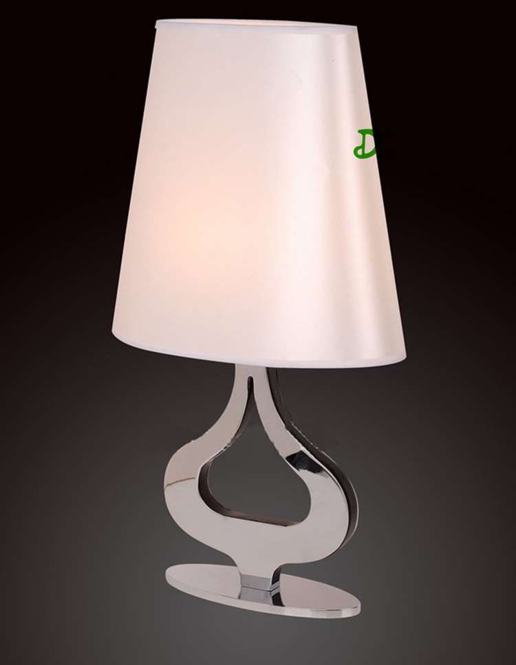 Brief modern table lamp bedroom lamp bed lighting fashion for Table lamps bedroom modern