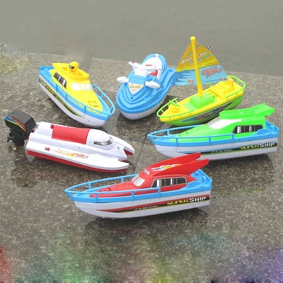 High-quality toy with different types of boat modeling and electric toys which can not be remote control.(China (Mainland))