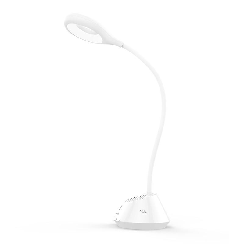 BASEUS Unique Mulight Series 2 in 1 Muti-Functional Musical LED Table Joylight Wireless Bluetooth Speakers CSR 4.0+LED Desk Lamp(China (Mainland))