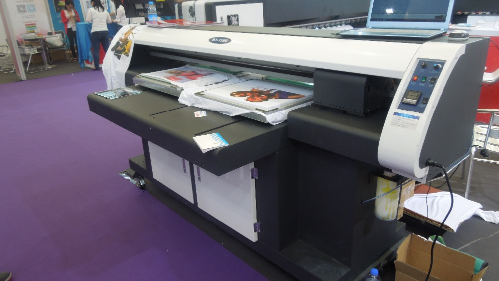 Digital t shirt printing machine direct garment for Machine for printing on t shirts