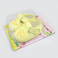 Cute Heart Print Baby Shoes Infant Girl Boy Anti slip Soft Cotton Soled Sneaker