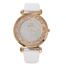 2018 Best Selling Watch Fashion Women Watches Luxury Crystal Rhinestone Stainless Steel Quartz WristWatches Dropshipping relogio(China)
