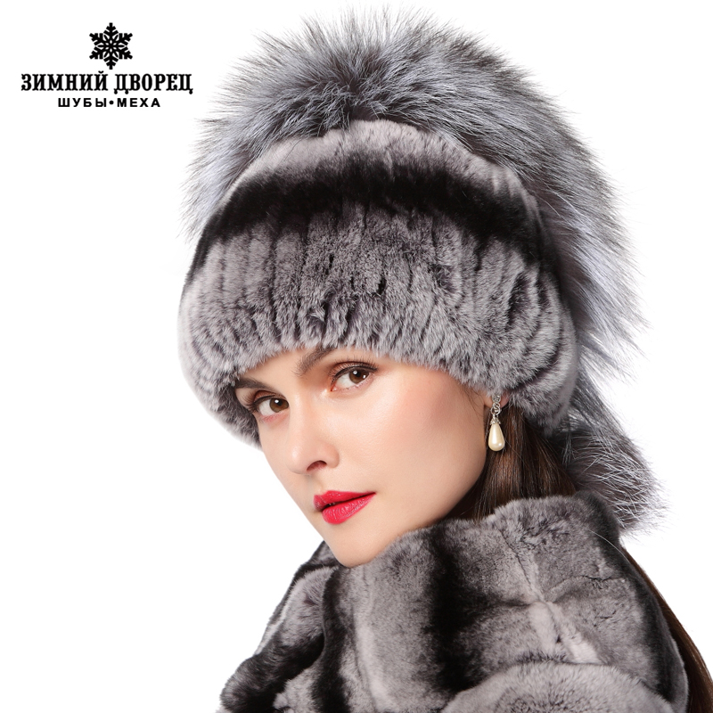 Winter women rex rabbit fur hat,lady fur hat,winter fur hat,2016 new fashion good quality women winter hat(China (Mainland))