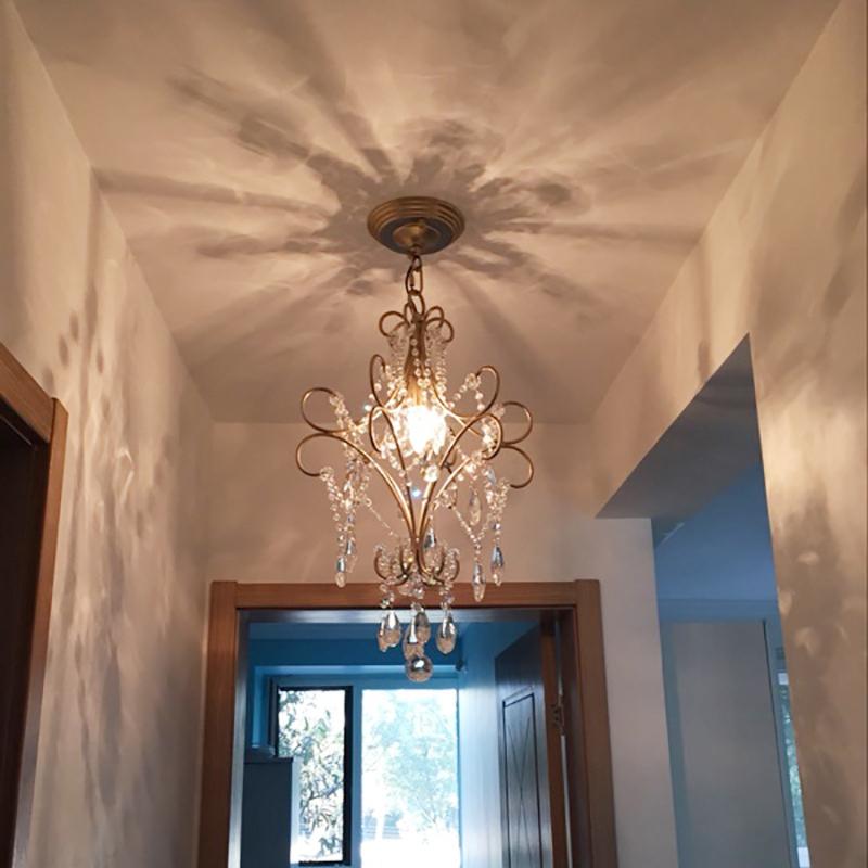 Popular mini crystal chandeliers for bedrooms buy cheap - Inexpensive chandeliers for bedroom ...