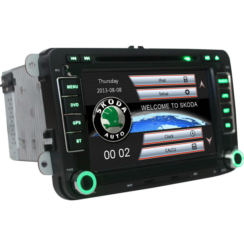 7 HD Capacitive Screen font b Car b font CD DVD Player with font b GPS