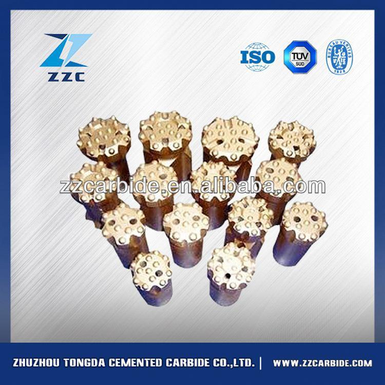 2014 hot sale rock drill button bit(China (Mainland))