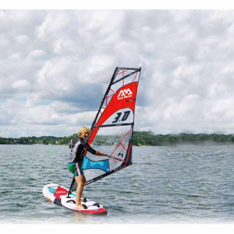 surf board 10ft Surfing Stand up paddle board Inflatable Sup Surfboard SUP windsurf with sail board whole set windsurfing board(China (Mainland))